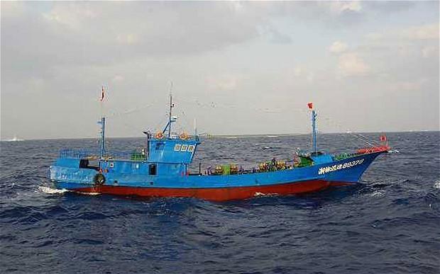 Biển Đông hôm nay 2/8: 9.000 tàu cá của Trung Quốc ào ạt xuống Biển Đông - anh 1