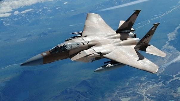 F-15 Eagle: 'Đại Bàng' bất khả chiến bại của Không lực Mỹ - anh 3