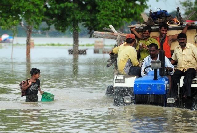Lũ lụt hoành hành châu Á - anh 2