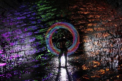 Bộ ảnh Graffiti ánh sáng đẹp đến mê hồn - anh 19