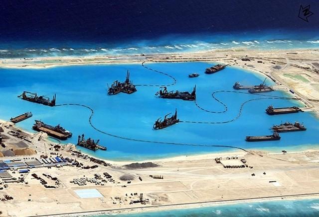 Biển Đông hôm nay 5/8: Quốc tế bêu rếu hành động ngang ngược của Trung Quốc tại Biển Đông - anh 1