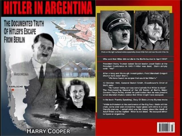 Tiết lộ động trời của FBI: Hitler không tự tử mà trốn sang Argentina bằng tàu ngầm - anh 5