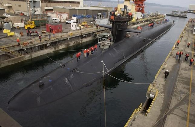 Khám phá sức mạnh của Hạm đội tàu ngầm lớn nhất thế giới - anh 11