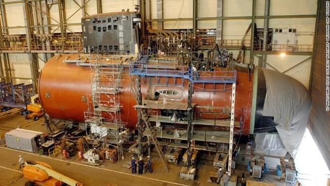 Khám phá sức mạnh của Hạm đội tàu ngầm lớn nhất thế giới - anh 2