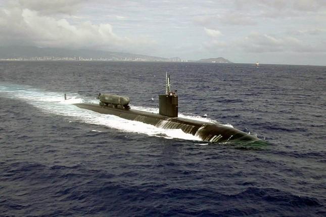Khám phá sức mạnh của Hạm đội tàu ngầm lớn nhất thế giới - anh 5