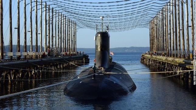 Khám phá sức mạnh của Hạm đội tàu ngầm lớn nhất thế giới - anh 7