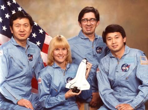 Hành trình chinh phục vũ trụ của người Việt thứ 2 bay vào không gian - anh 3