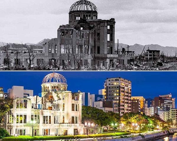 Ký ức kinh hoàng sau vụ ném bom nguyên tử chấn động toàn thế giới - anh 3