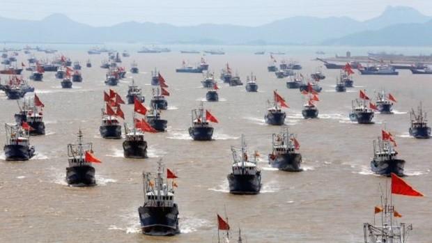 Biển Đông hôm nay 7/8: Trung Quốc lại giở 'trò' mới tại Biển Đông - anh 1
