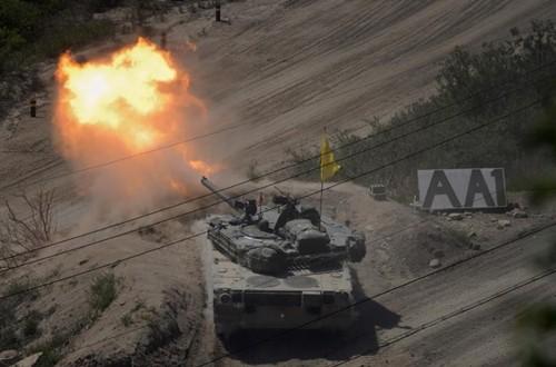 'Triều Tiên sẽ phải trả giá đắt cho việc cài mìn khu phi quân sự' - anh 3