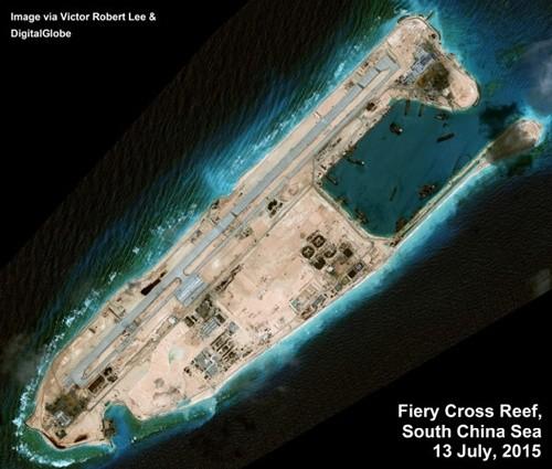 Biển Đông hôm nay 13/8: Âm mưu nào khiến Trung Quốc 'quân sự hóa' tại Biển Đông? - anh 2