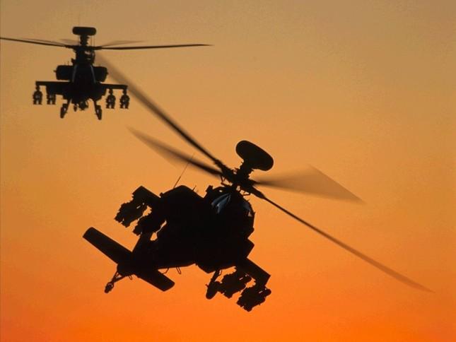Sức mạnh khủng khiếp của 'sát thủ trên không' AH-64 Apache - anh 3