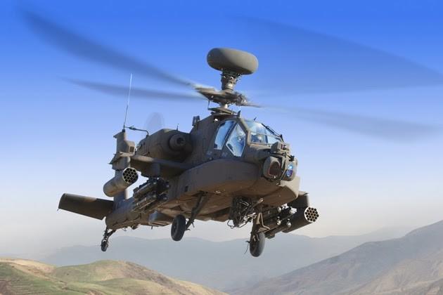 Sức mạnh khủng khiếp của 'sát thủ trên không' AH-64 Apache - anh 1