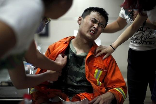 Gần 60 lính cứu hỏa hi sinh và mất tích trong cuộc chiến biển lửa Trung Quốc - anh 3