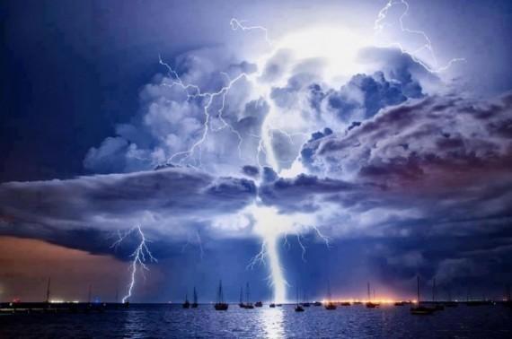 Vũ điệu ánh sáng trên Hồ Maracaibo - Nơi bị sét đánh nhiều nhất thế giới - anh 2