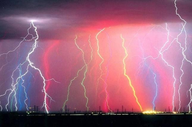Vũ điệu ánh sáng trên Hồ Maracaibo - Nơi bị sét đánh nhiều nhất thế giới - anh 4