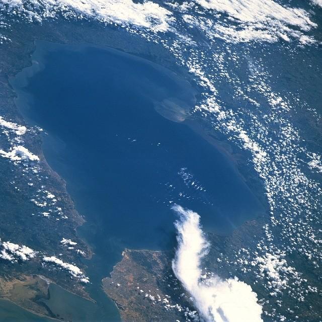 Vũ điệu ánh sáng trên Hồ Maracaibo - Nơi bị sét đánh nhiều nhất thế giới - anh 1