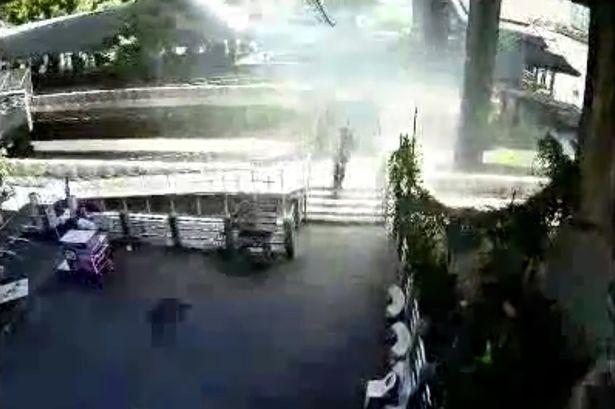 Bangkok hứng thêm vụ nổ kinh hoàng nữa - anh 1