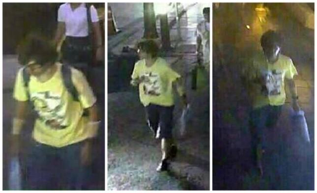 Phác họa chân dung nghi phạm đánh bom gây chấn động Bangkok - anh 1
