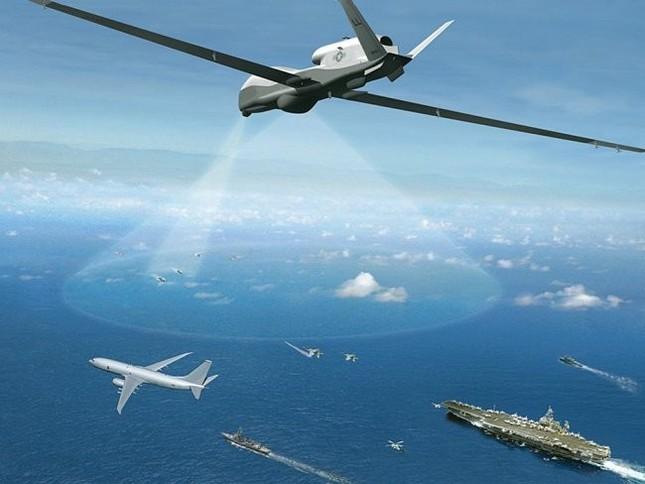 Biển Đông hôm nay 20/8: Mỹ tăng cường bay tuần thám Trung Quốc trên Biển Đông - anh 1