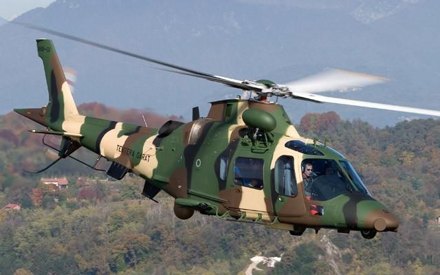 Hải quân Philippines trang bị hỏa lực cho trực thăng tuần tra biển - anh 1