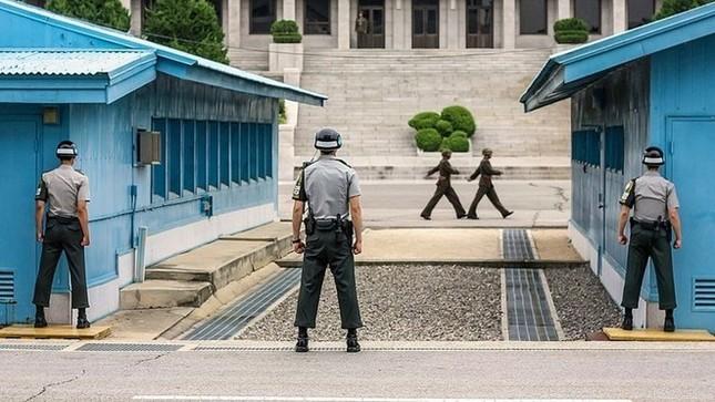 Điểm lại những sự kiện gây căng thẳng hai miền Triều Tiên - anh 3