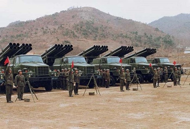 5 vũ khí Triều Tiên khiến Hàn Quốc run sợ - anh 3