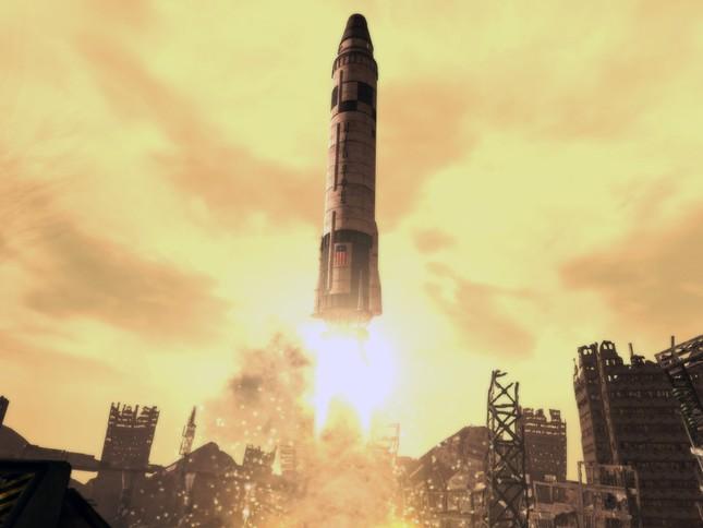 Trung Quốc bí mật thử siêu tên lửa tầm xa - anh 2