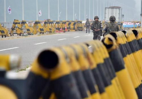 Hàn Quốc yêu cầu Triều Tiên xin lỗi sau hàng loạt hành động khiêu khích - anh 2