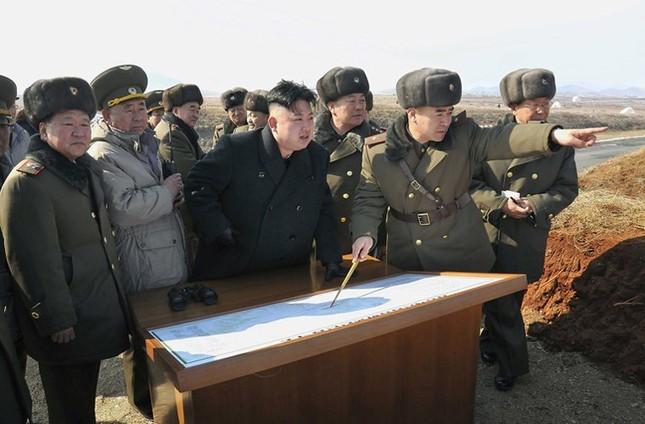 Chiến thuật gây căng thẳng đầy toan tính của Triều Tiên - anh 1