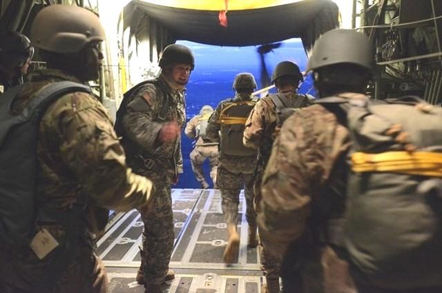 NATO tập trận trên không 'khủng' nhất kể từ sau Chiến tranh Lạnh - anh 1
