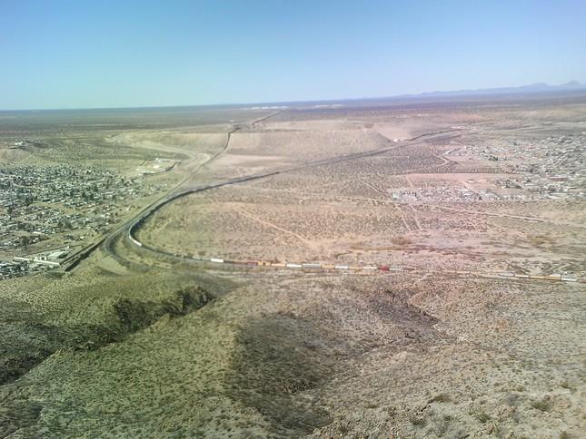 Những đường biên giới quốc gia nguy hiểm nhất thế giới - anh 2