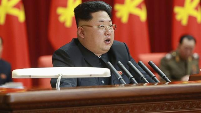 Ông Kim Jong-un 'loại' một số ủy viên trong Quân ủy Trung ương - anh 1