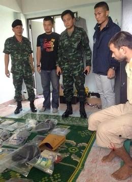 Thái Lan: Bắt giữ nghi phạm vụ đánh bom kép ở Bangkok - anh 2