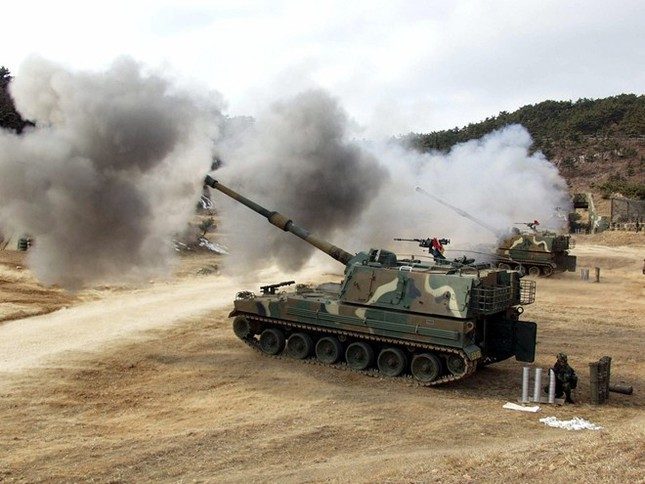 Những vũ khí uy lực nhất của quân đội Hàn Quốc - anh 1