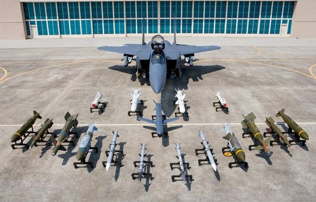 Những vũ khí uy lực nhất của quân đội Hàn Quốc - anh 3