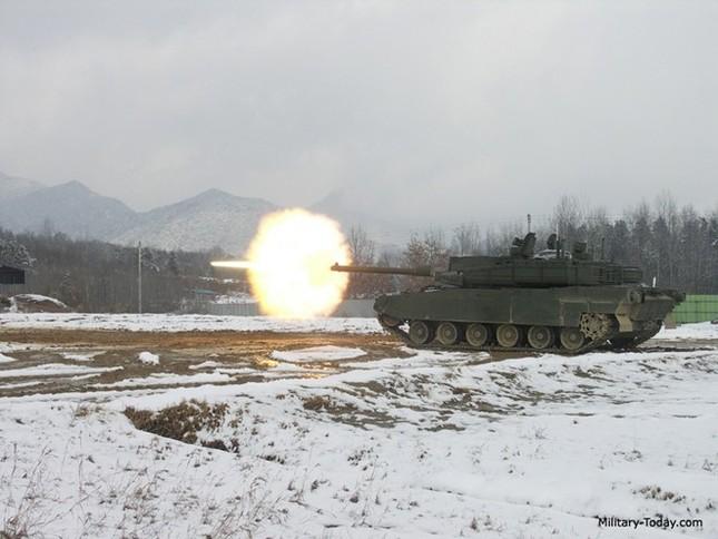 Những vũ khí uy lực nhất của quân đội Hàn Quốc - anh 2