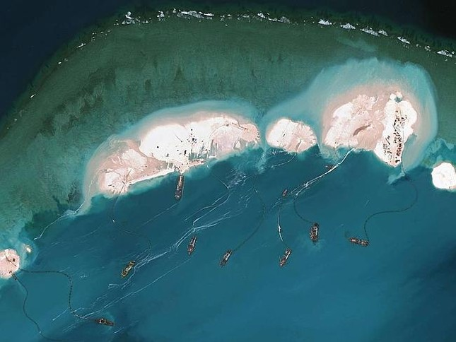 """Biển Đông hôm nay 2/9: """"Mỹ nên cứng rắn hơn với Trung Quốc"""" - anh 1"""