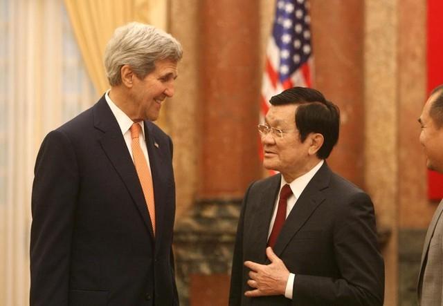 Ngoại trưởng Mỹ John Kerry chúc mừng Quốc khánh Việt Nam - anh 1