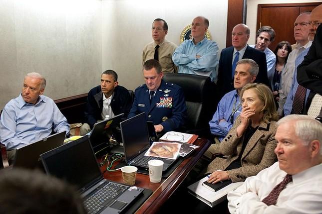 Bí mật 'căn phòng giải cứu thế giới' ở Nhà Trắng - anh 1