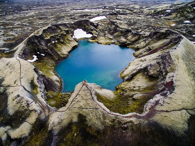 Ngắm Iceland đẹp lạ thường qua ống kính nhiếp ảnh gia - anh 16
