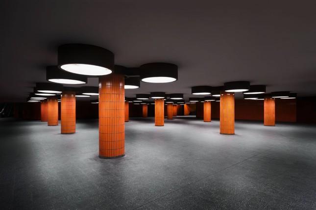 Vẻ đẹp độc đáo của những nhà ga 'không người' trên thế giới - anh 5