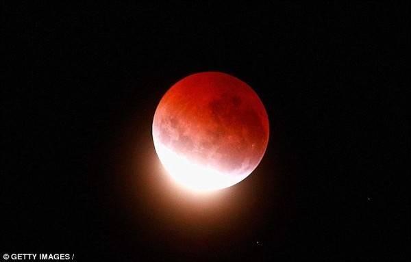 Siêu Mặt trăng máu sẽ xuất hiện vào cuối tháng 9/2015 - anh 1