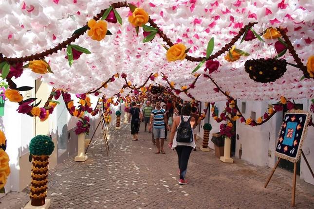 Ngắm Bồ Đào Nha rực rỡ trong Lễ hội Hoa ngập sắc màu - anh 13