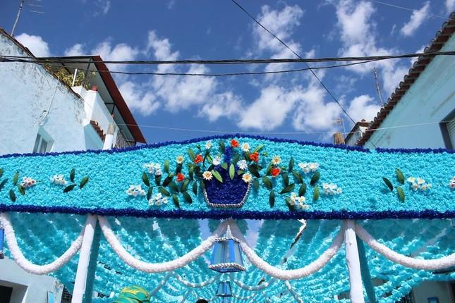 Ngắm Bồ Đào Nha rực rỡ trong Lễ hội Hoa ngập sắc màu - anh 10