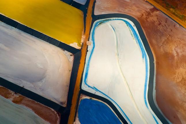 Bộ ảnh những công trình thủy lợi tuyệt đẹp nhìn từ trên cao - anh 1
