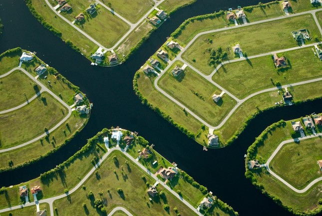Bộ ảnh những công trình thủy lợi tuyệt đẹp nhìn từ trên cao - anh 9