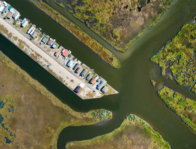 Bộ ảnh những công trình thủy lợi tuyệt đẹp nhìn từ trên cao - anh 12