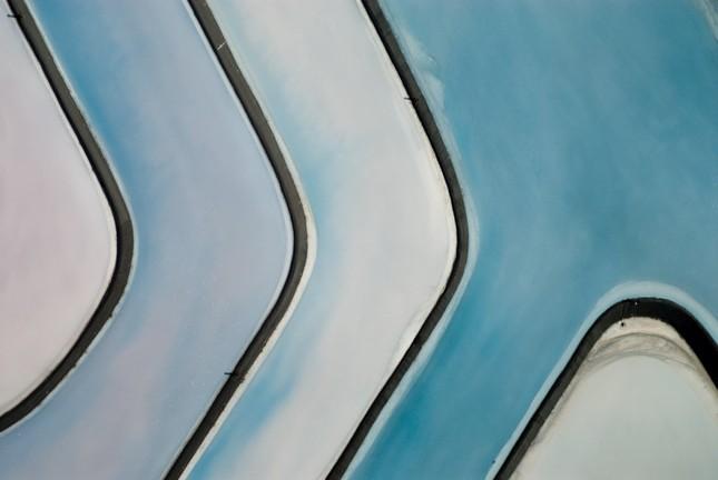 Bộ ảnh những công trình thủy lợi tuyệt đẹp nhìn từ trên cao - anh 2