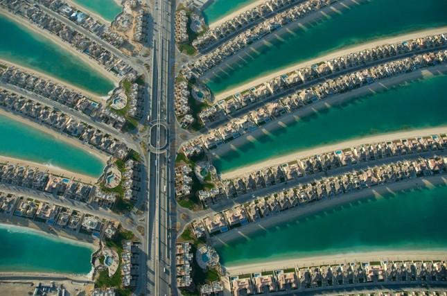 Bộ ảnh những công trình thủy lợi tuyệt đẹp nhìn từ trên cao - anh 5